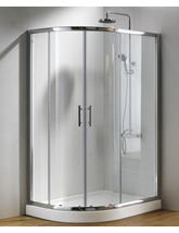 Shower enclosures for H s bathrooms blackburn