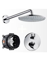 Shower Valves & Fittings