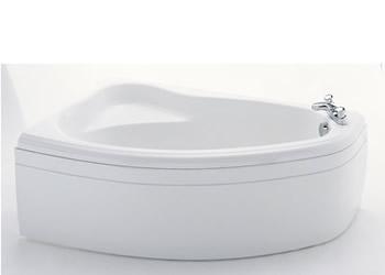 Adamsez Baths Adamsez Freestanding Bath Large Baths Corner Bath Roll