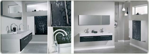 Utopia Bathroom Modular Furnitures
