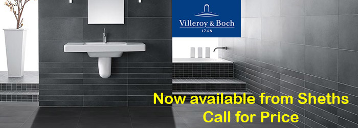 30% of on entire range of Villeroy and Boch Tiles