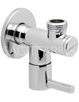 Side Valves Deck Mounted Bath Valves Wall Mounted