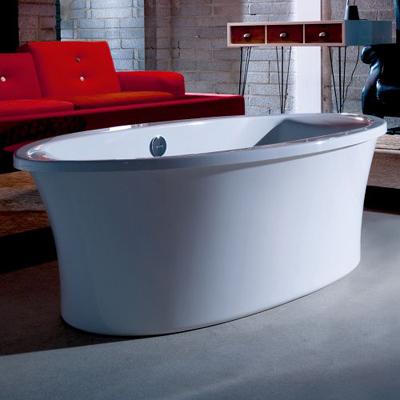 Adamsez Elipta Inset Bath By Adamsez