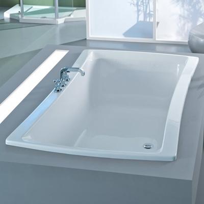 Adamsez Signature Inset Large Bath By Adamsez