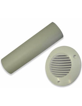 Airflow Icon iCON 15/30 Cavity Wall Kit 100mm dia  By Airflow Icon