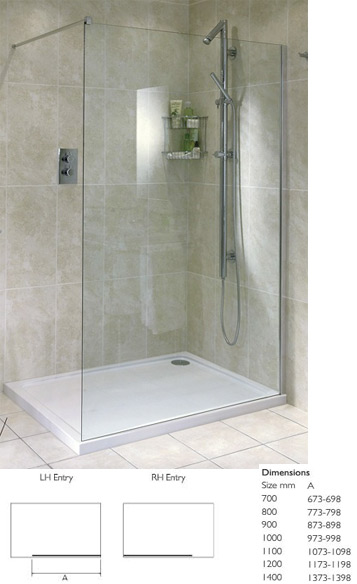 Hinged Shower Screen >> Aqata ...the next generation of showering