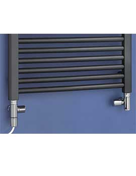Bisque Supplementary Heater for Bow Fronted Radiator By Bisque Radiators