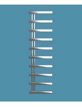Bisque Alban Towel Radiator - 1760mm By Bisque Radiators