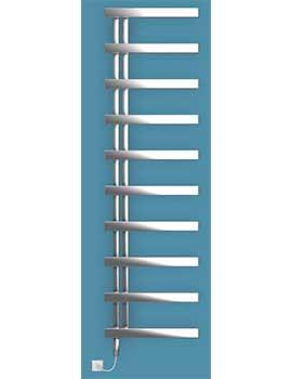 Bisque Alban Electric Towel Radiator - 1830mm By Bisque Radiators