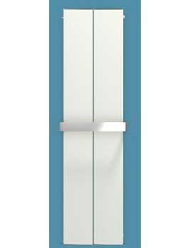 Bisque Blok Towel Radiator - 590mm By Bisque Radiators