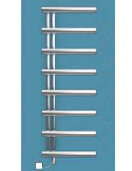 Bisque Chime Electric Radiator - 1450mm By Bisque Radiators