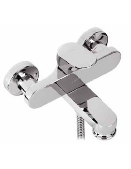 Cifial Adele Wall Mounted Bath/Shower Mixer