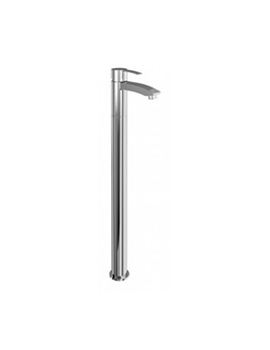 Clearwater Sapphire Floorstanding Single Lever Bath Filler  By Clearwater