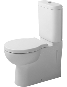 duravit foster close coupled toilet. Black Bedroom Furniture Sets. Home Design Ideas