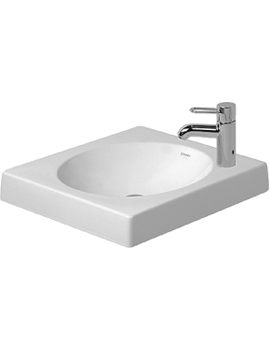 Duravit Architec Above Counter 500mm Basin - 032050 By Duravit