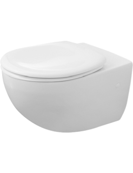 Duravit architec toilet wall mounted 365 x 575mm for Duravit architec toilet