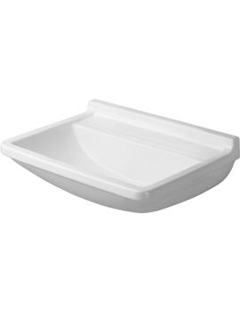 Duravit Starck 3 Washbasin Medium By Duravit