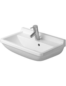Duravit Starck 3 Washbasin Compact By Duravit