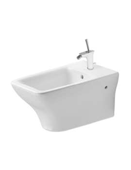 Duravit PuraVida Bidet Wall Mounted By Duravit ...