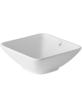 Duravit Bacino Wash Bowl 420mm  By Duravit