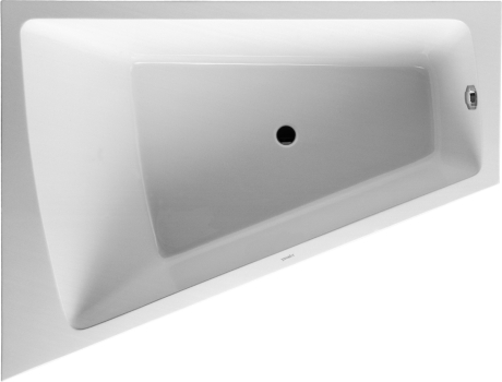 1400Mm Shower Bath duravit paiova 1800 x 1400 bath with arcylic panel and support frame