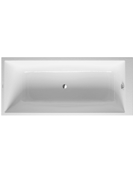 Duravit Durastyle 1700 x 750mm Built-in Bath Tub  By Duravit