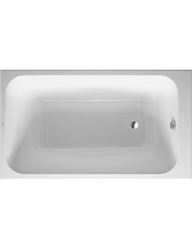 Duravit DuraStyle 1400 x 800mm Bathtub  By Duravit