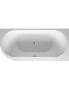 Duravit Darling New Bathtub Corner Right 1900 x 900mm  By Duravit