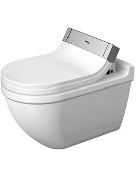 Duravit Starck 3 SensoWash Wall Mounted WC Pan