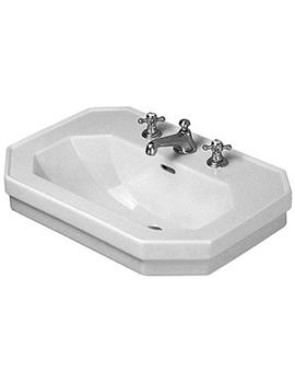 Duravit 1930 Series 700mm Wash Basin - 04387 By Duravit
