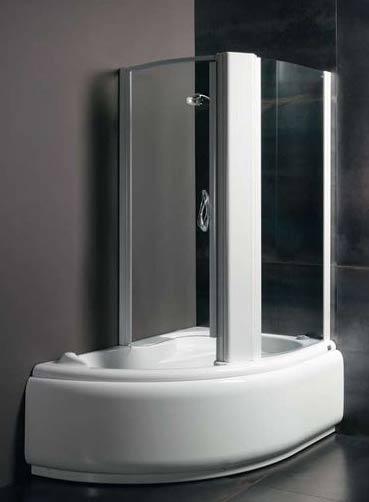 glass italian whirlpool shower and baths combination whirlpool bath shower