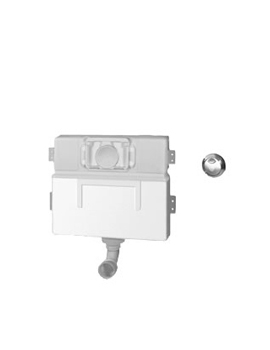 Grohe Eau2 Dual Flushing System & Air Button  By Grohe