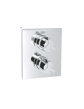 Grohe Allure Thermostatic Shower mixer Trim  By Grohe