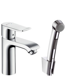 Hansgrohe Metris Single Lever Bidet Mixer without Waste  By Hansgrohe