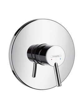 hansgrohe shower valve. Hansgrohe Talis S Single Lever Shower Mixer 32675000 Valve
