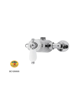 Home of Ultra Beaumont Exposed Sequential Thermostatic Valve  By Home of Ultra