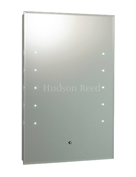 Hudson Reed Alcina Touch Sensor Backlit Mirror By Hudson Reed