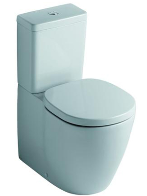 Ideal Standard Concept Close Coupled Back-to-wall WC Cube Suite By Ideal Standard