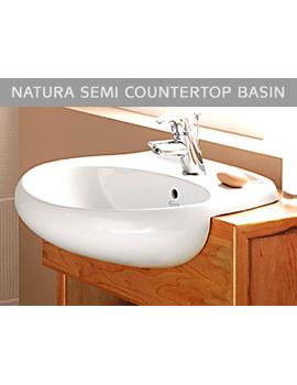 silverdale jacuzzi jacuzzi natura 58cm basin. Black Bedroom Furniture Sets. Home Design Ideas