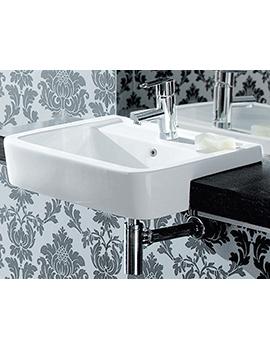 silverdale jacuzzi semi countertop basins. Black Bedroom Furniture Sets. Home Design Ideas