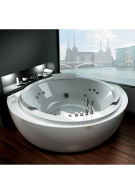 Jacuzzi Nova Inset Whirlpool Bath