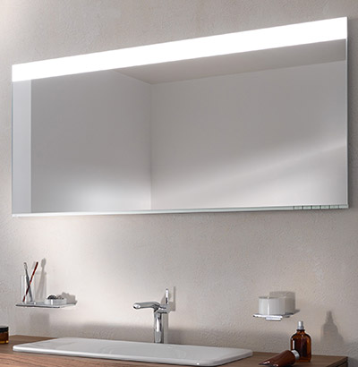 Keuco Edition 400 LED Mirror With Adjustable Light Colour Heated