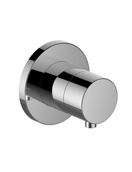 Keuco IXMO Concealed Two Way Diverter Valve IXMO Comfort Handle 59556011001  By Keuco
