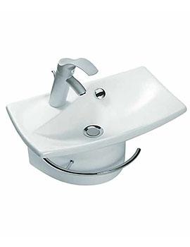 Kohler Escale 500mm Handwash Basin - 19033W-00  By Kohler