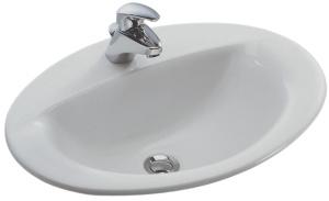 Kohler Patio Inset Vanity Basin  By Kohler