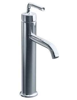 Kohler Purist Single Lever Extra Tall Basin Mixer  By Kohler