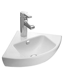 Kohler Corner Toilet : Kohler Reach Corner Handwash Basin 340 x 340mm By Kohler