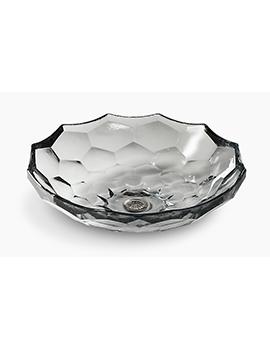 Kohler Briolette Faceted Glass Vessel Basin - 2373-B11  By Kohler