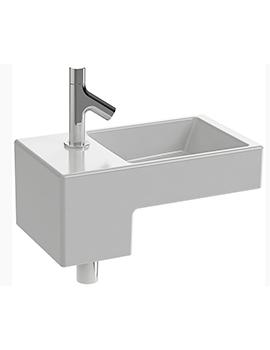 Kohler Terrace 490mm Hand Wash Basin - GA012K-00  By Kohler
