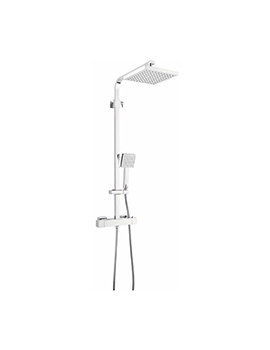 Marflow Mar Square Thermostatic Shower Valve - MAR7451K6  By Marflow